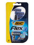 BIC Flex 3 for Men, Disposable Shaver Royalty Free Stock Image