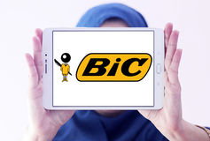 Bic logo Royalty Free Stock Photo