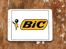 Bic logo Stock Photography