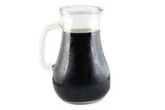 bicarbonate de soude de cruche Images stock