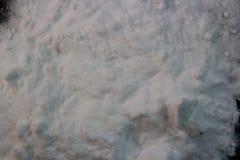 Bicarbonato de sódio Foto de Stock