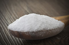Bicarbonato de sosa Foto de archivo