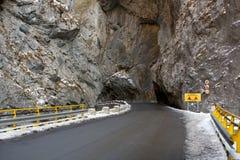 Bicaz canyon Royalty Free Stock Image
