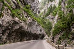 Bicaz canyon Royalty Free Stock Photos