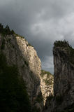 Bicaz canyon Royalty Free Stock Photography