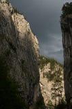 Bicaz canyon Stock Photos