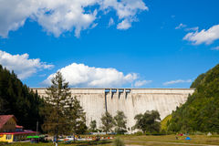 Bicaz Dam Royalty Free Stock Photography