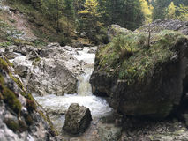 The Bicaz Gorge Royalty Free Stock Photography