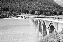 Bicaz Lake Royalty Free Stock Photography