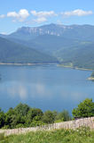 Bicaz lake Stock Image