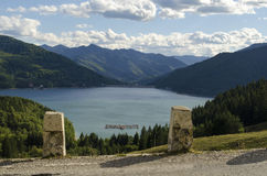 Bicaz Lake Royalty Free Stock Photo