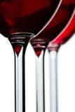 Bicchieri di vino Immagine Stock Libera da Diritti