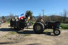 Bicentenaire du Chili. Photo libre de droits