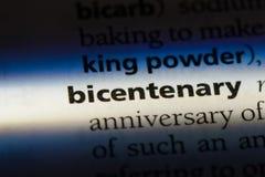 bicentenario fotografía de archivo