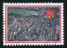 Bicentenario del vuelo servido imagen de archivo libre de regalías