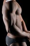 bicepsów cienie Obrazy Stock