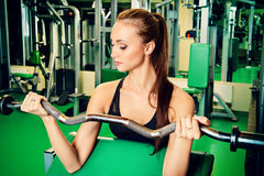 Biceps Stock Photo