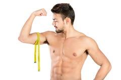 Biceps Royalty Free Stock Photos