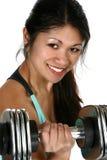 biceps półgłówek skarbikowany Obraz Royalty Free