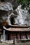 Bich Dong pagoda w Ninh Binh, Wietnam Zdjęcia Royalty Free