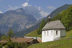 Bichlbaechle στην κοιλάδα Stockach στοκ φωτογραφίες