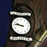 Bichler,萨尔茨堡 免版税库存图片