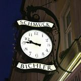 Bichler, Salisburgo Immagini Stock Libere da Diritti