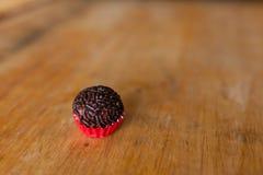 Bicho-DE-Pé (Braziliaans dessert) Royalty-vrije Stock Foto's