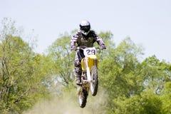 Bici 1 de la suciedad imagen de archivo