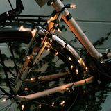Bici foto de archivo libre de regalías