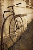 Bici arrugginita Fotografia Stock Libera da Diritti