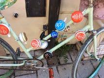 Bici Belces Fotos de archivo libres de regalías