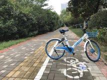 Bici Cina fotografia stock
