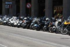 Bici-ciudad Fotos de archivo