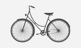 bici d'annata Immagine Stock