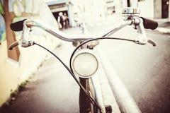 bici d'annata Fotografia Stock Libera da Diritti