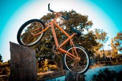 bici d'annata Fotografie Stock