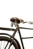 Bici d'annata isolata Fotografia Stock