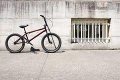 Bici de BMX Imagenes de archivo