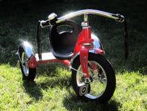 Bici de Childs Imagen de archivo libre de regalías
