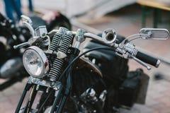 Bici de encargo Imágenes de archivo libres de regalías