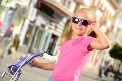 Bici de la calle foto de archivo libre de regalías