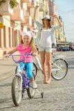 Bici de la calle Foto de archivo