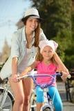 Bici de la calle imagenes de archivo