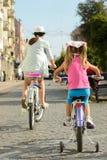 Bici de la calle fotos de archivo libres de regalías