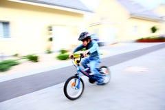 Bici de la velocidad Fotografía de archivo libre de regalías