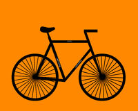 Bici de los deportes Foto de archivo