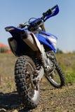 Bici de Moto Foto de archivo libre de regalías