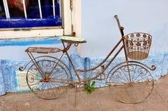 Bici decorativa Immagine Stock Libera da Diritti