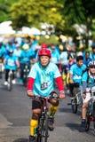 Bici del evento para la mamá Fotografía de archivo